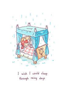 Rainy Days 2 by freeminds