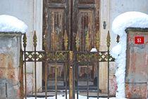 doors in Istanbul... 3 von loewenherz-artwork