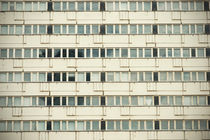 apartments block in Berlin  by lsdpix