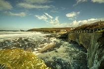 Trevone coast  by Rob Hawkins