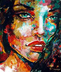 DARIA by Kate Toluzakova