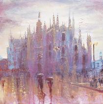 Duomo di Milano von Kate Toluzakova