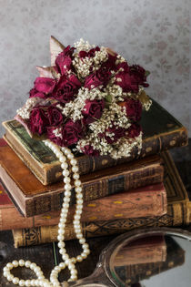 Bridal bouquet by Joana Kruse