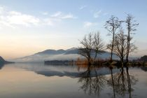 Lago di Lugano 4 von Bruno Schmidiger