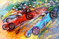 Formula 1 Madness von Miki de Goodaboom