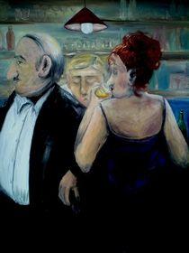 At the Bar von Angelika Welter