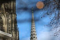 Kölner Dom by © Ivonne Wentzler