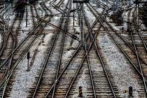 Railtrack 1 by Petra Kontusic