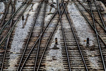 Railtrack 3 by Petra Kontusic