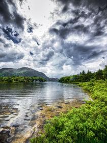 Ufer des Lough Leane by Daniel Heine