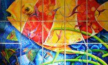 Komposition: Zur Geometrie des Wassers by Matthias Kronz