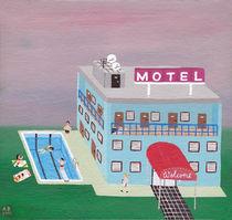 Motel von Angela Dalinger