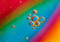 rainbow bubbles von Georgi Koncaliev