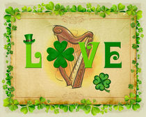 Irish Love von Bedros Awak