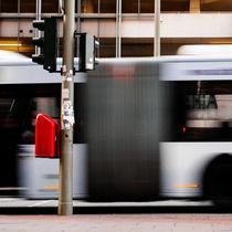 Bus Traffic And Wastebin – Linienbus und Mülleimer by STEFARO .
