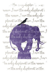 I am the only elephant by Sybille Sterk