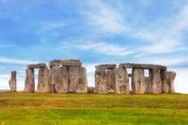 Stonehenge by Joana Kruse