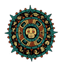 Mayan Calendar by papposilenos