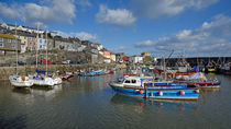 Mevagissey Harbour by Paul Martin