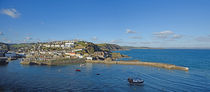 The Outer Harbour at Mevagissey, Cornwall by Paul Martin