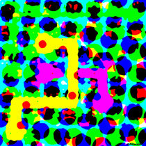Colorful abstraction von badrig