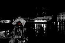 Altes Schiff Amsterdam von Bastian  Kienitz