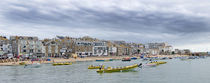 The Island at St Ives by Paul Martin