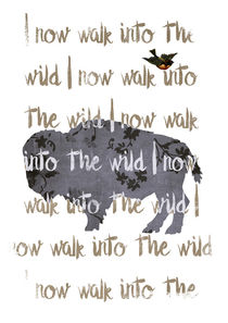 Walk into the Wild von Sybille Sterk
