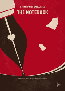 No440-my-the-notebook-minimal-movie-poster