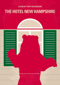 No443-my-the-hotel-new-hampshire-minimal-movie-poster