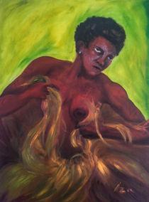 Voodoo Dancer von Izabella Czaplinska