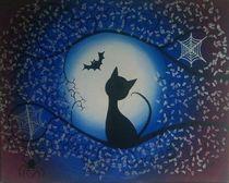 Cat, Bat and Spider von Samantha Lyon