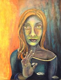 NICHT-MIT-MIR by Valentina  Manser