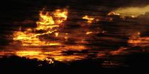 Als mich das Abendsonnenlicht in die Nacht begleitete by crazyneopop
