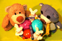 Ostern kann kommen! by Olga Sander