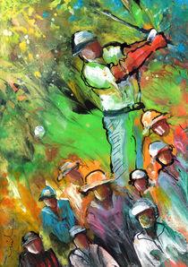 Golf Madness 01 von Miki de Goodaboom