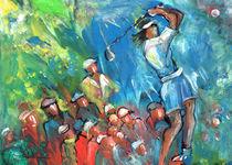 Golf Madness 02 von Miki de Goodaboom