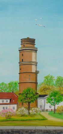 LF Travemünde Alter Turm by Barbara Kaiser