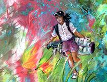 Lady Golf 04 by Miki de Goodaboom