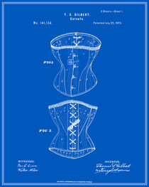 Corset-patent-blueprint