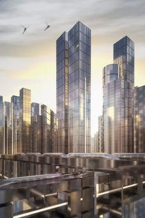 Future Skyline von dresdner