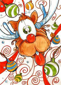 Rudolphrednosedeer