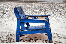Chair on the Beach by fraenks