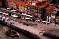 Porto Ribeira dock view von a-costa