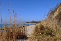 Strand auf Rügen von Jörg Hoffmann
