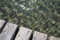 Steg am Meer von framboise