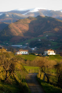 Basque Country landscape by a-costa