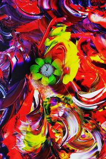 Abstrakt in Perfektion 4 von Walter Zettl
