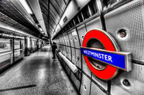 Underground London von David Pyatt
