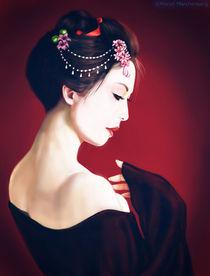 Geisha by Moriel Märchensarg
